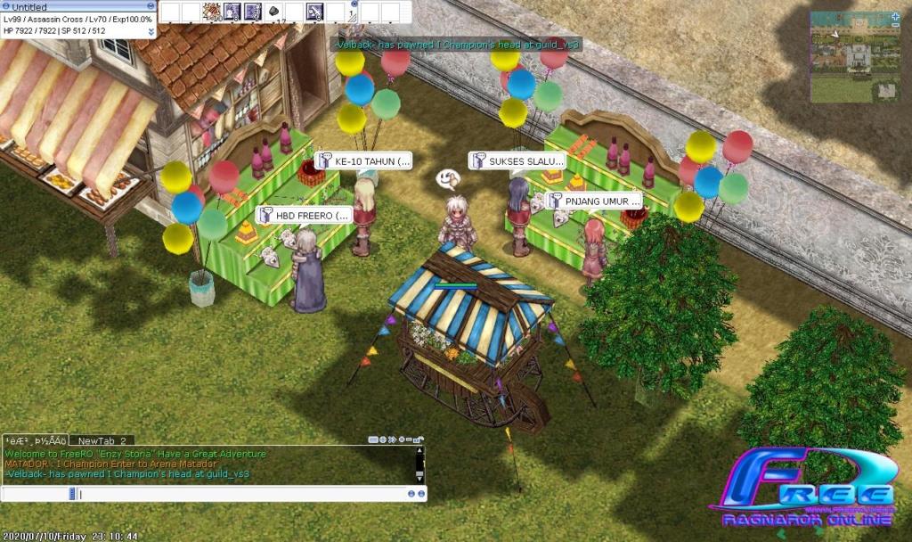 Event Screenshot Anniversary 10th FreeRO - Page 3 Screen19