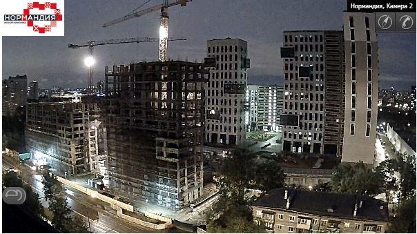 """Веб-камеры на площадке строительства ЖК """"Нормандия"""" - Страница 25 E210"""