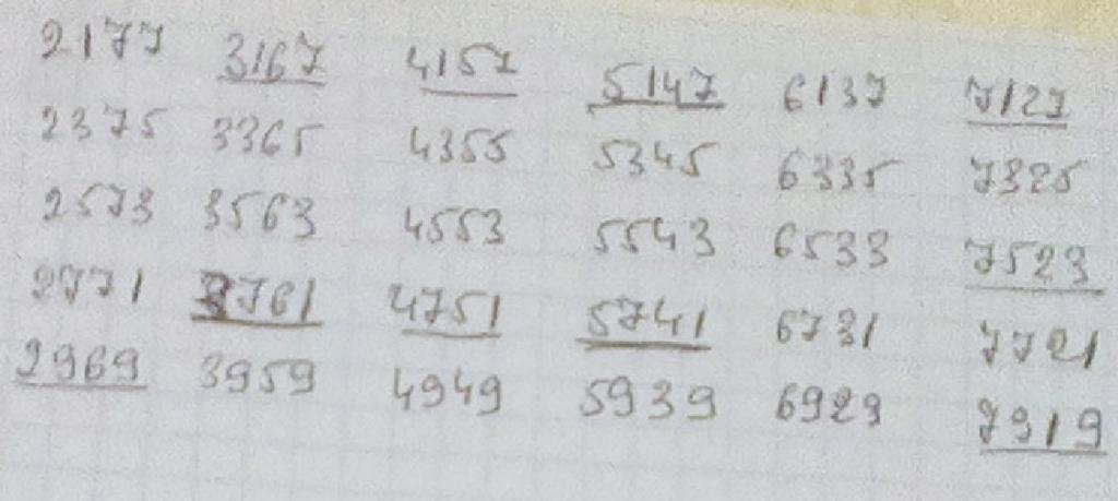 Цепочки простых чисел Софи Жермен - Страница 9 Screen11