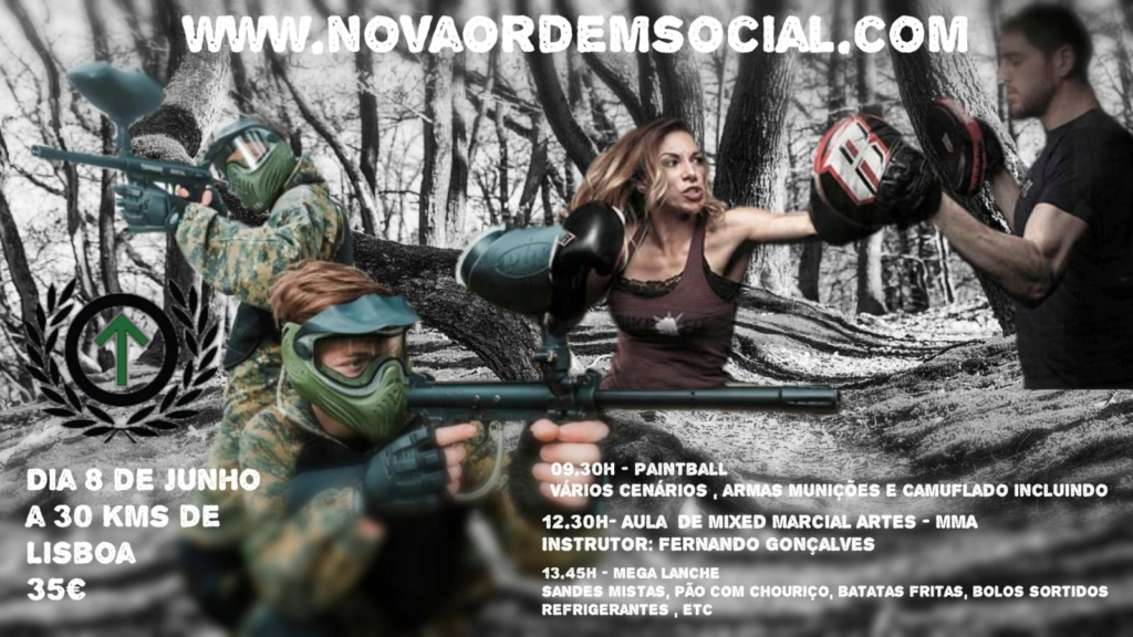 Dia 8 de Junho - Paintball & Mixed Marcial Arts Img-2043