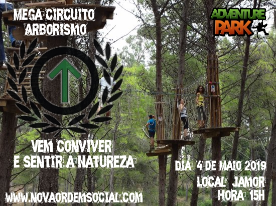 Dia 4 de Maio - Actividade de Arborismo/Natureza Img-2046
