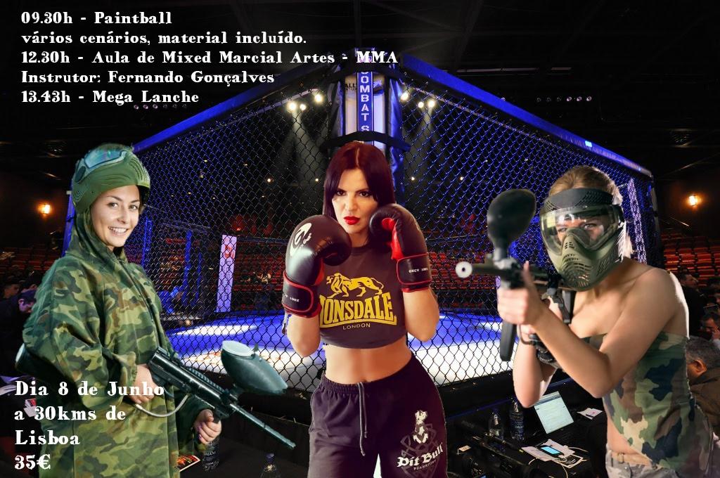 Dia 8 de Junho - Paintball & Mixed Marcial Arts Img-2052