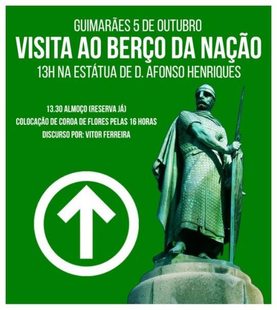 5 de Outubro - Acção em Guimarães  Img_2033