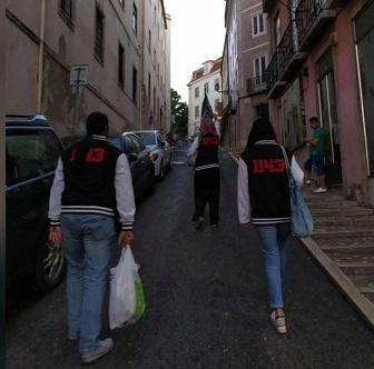 Solidariedade - sem abrigo (17 de Junho) (fotos e video) Solida11