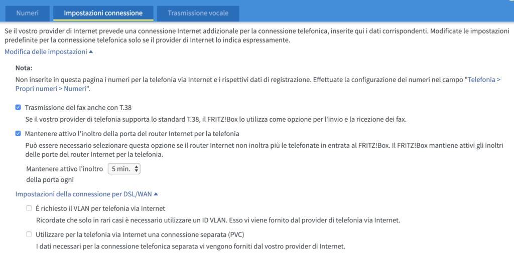 guida inserimento VOIP Tiscali 7490 Voip-w10