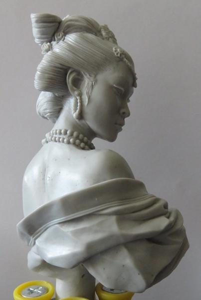 Chinesische Dame Chi210