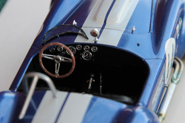 Shelby Cobra 427 S/C  / Revell, 1:24 Co33pe10