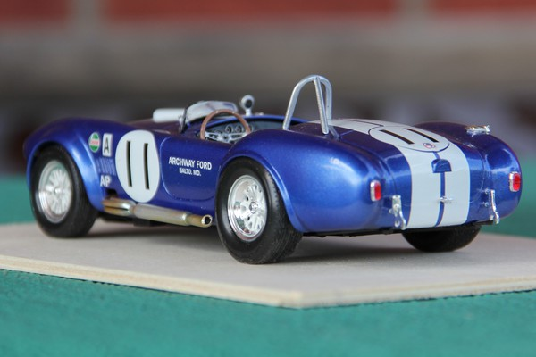 Shelby Cobra 427 S/C  / Revell, 1:24 Co6o6i10