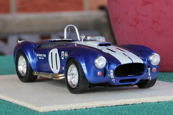 Shelby Cobra 427 S/C  / Revell, 1:24 Co86pf10