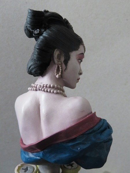 Chinesische Dame Geisch10