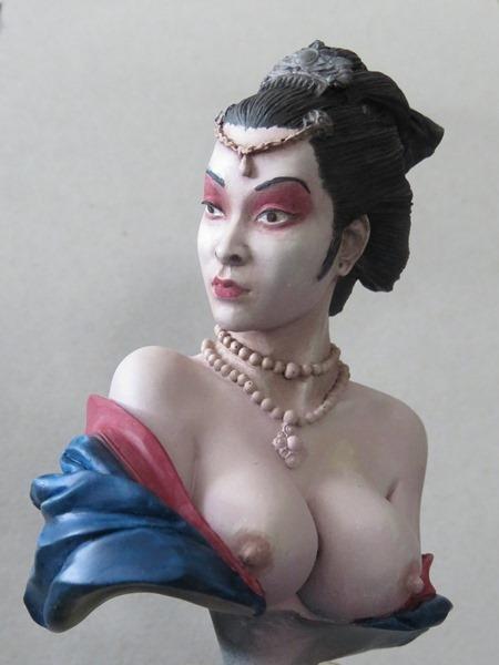 Chinesische Dame Geisch11