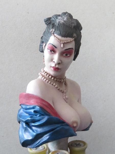 Chinesische Dame Geisch12