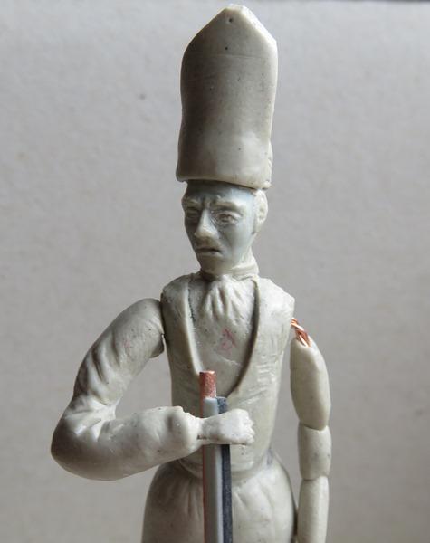 Grenadier, Sachsen 1730 Gr210
