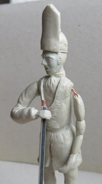 Grenadier, Sachsen 1730 Gr310