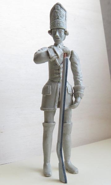 Grenadier, Sachsen 1730 Gren110