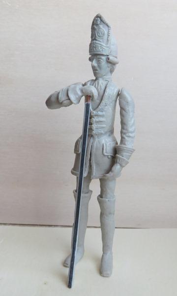 Grenadier, Sachsen 1730 Gren310