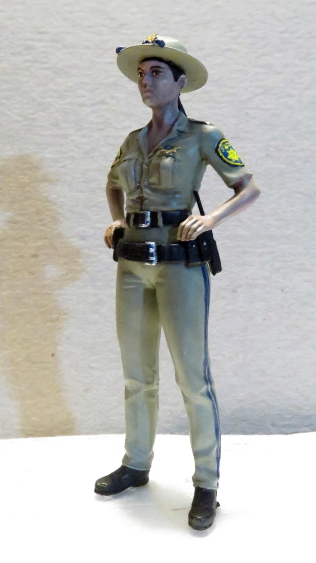 Police Officer Umbau Hp110