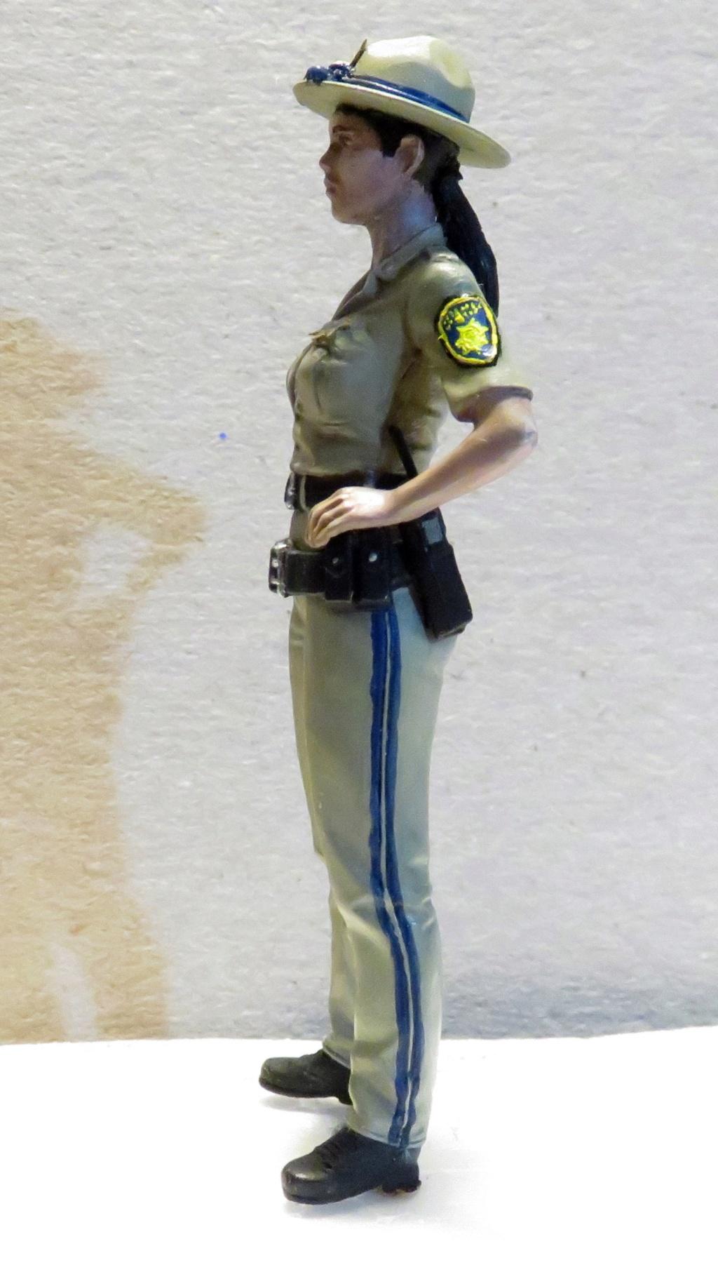 Police Officer Umbau Hp210