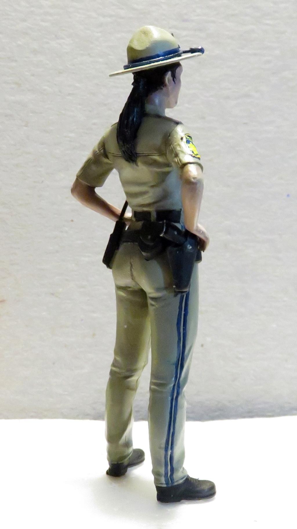 Police Officer Umbau Hp410