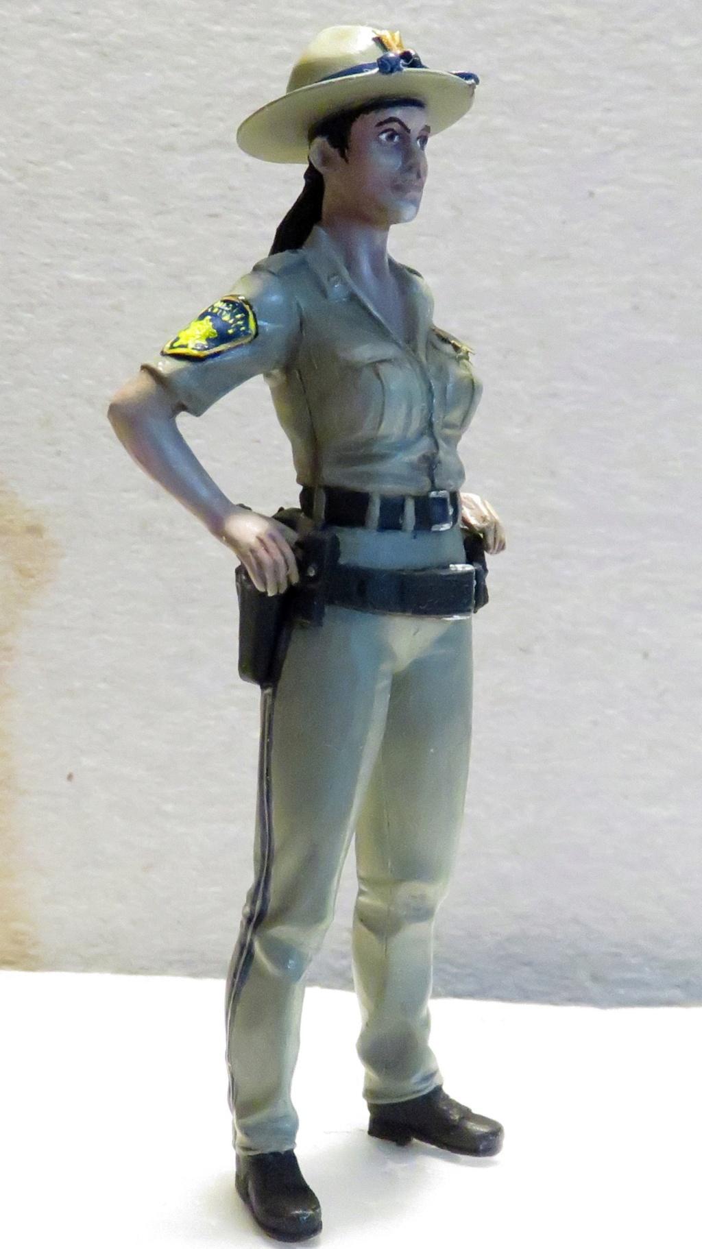 Police Officer Umbau Hp510