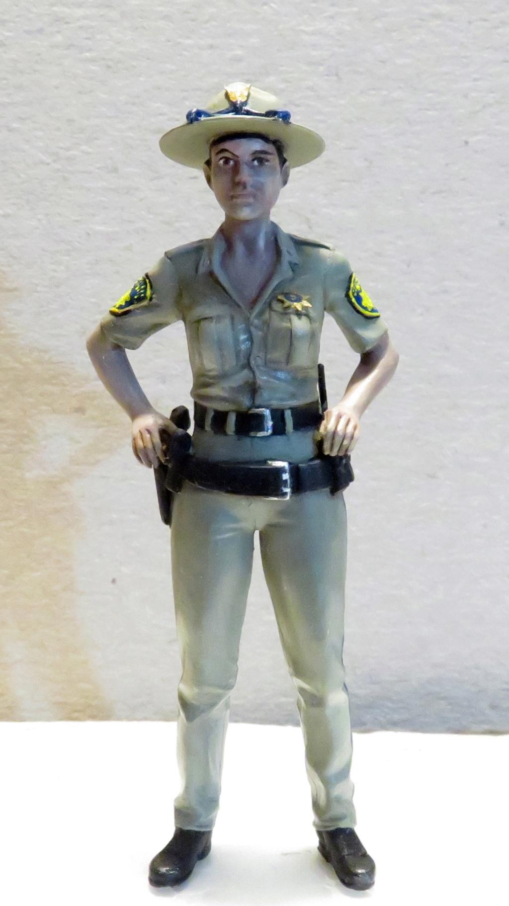 Police Officer Umbau Hp610