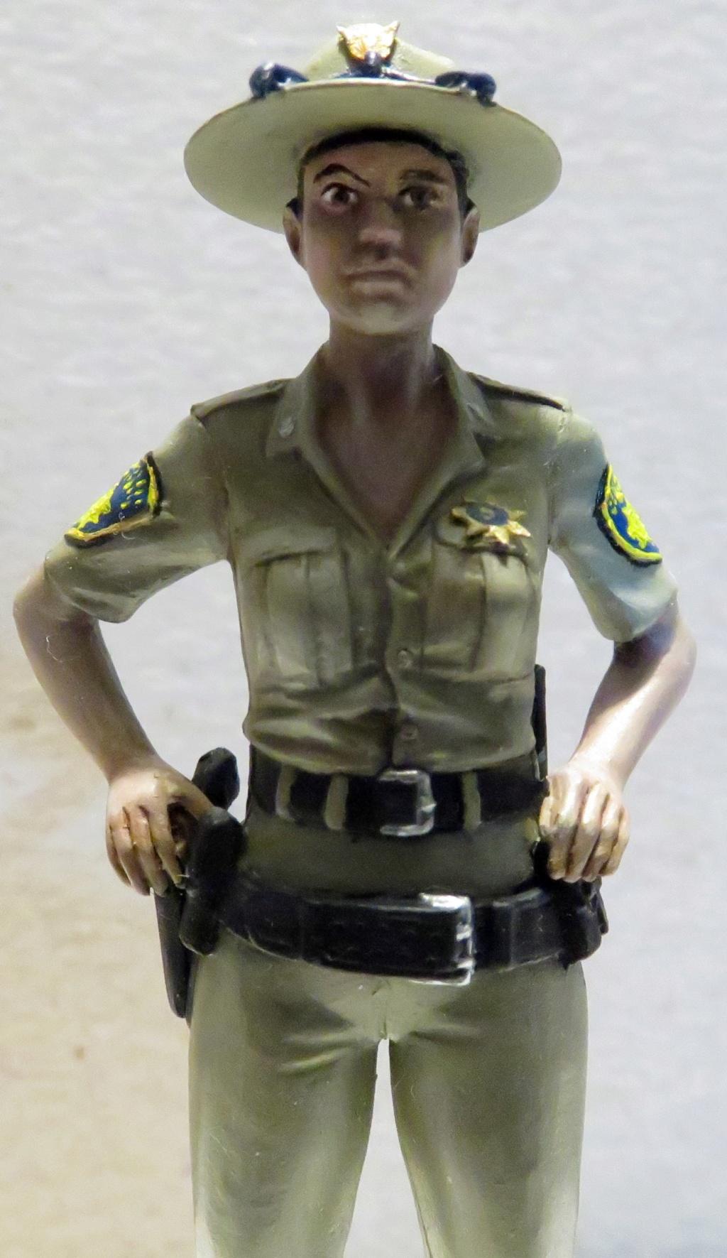 Police Officer Umbau Hp710