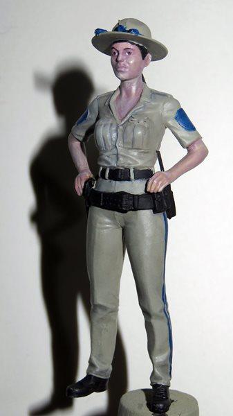 Police Officer Umbau Hwp210
