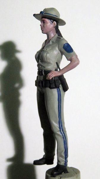 Police Officer Umbau Hwp410