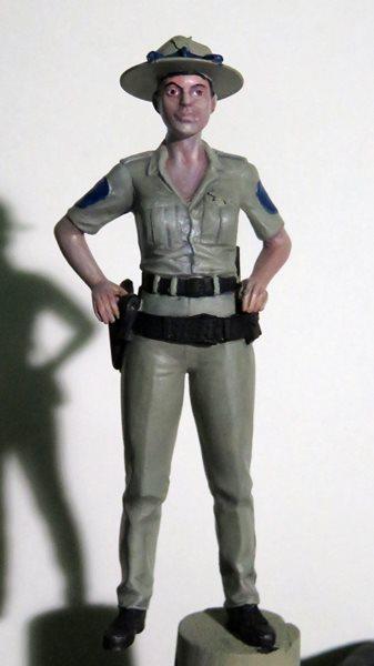 Police Officer Umbau Hwp510