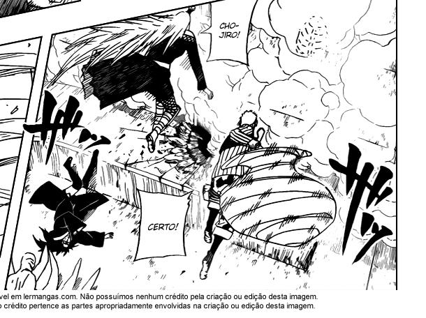 O poder de uma Kage. 03-210
