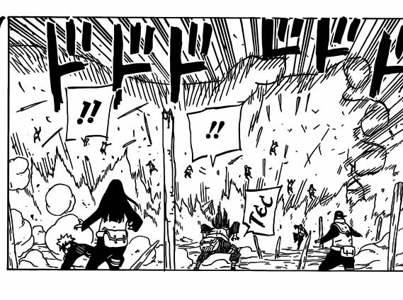 Kisame vs Hiashi, Neji e Hinata - Página 2 11-1-110