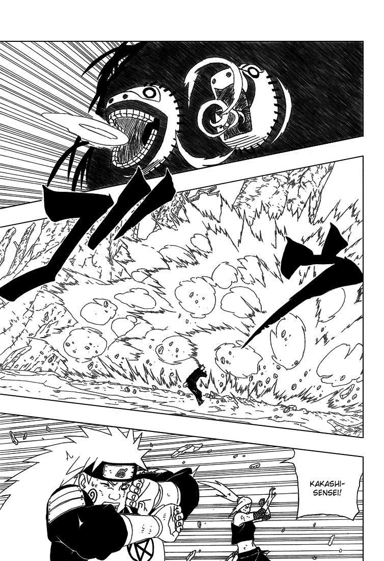 Chyio,mei e kurotsuchi vs hidan e kakuzu 1112