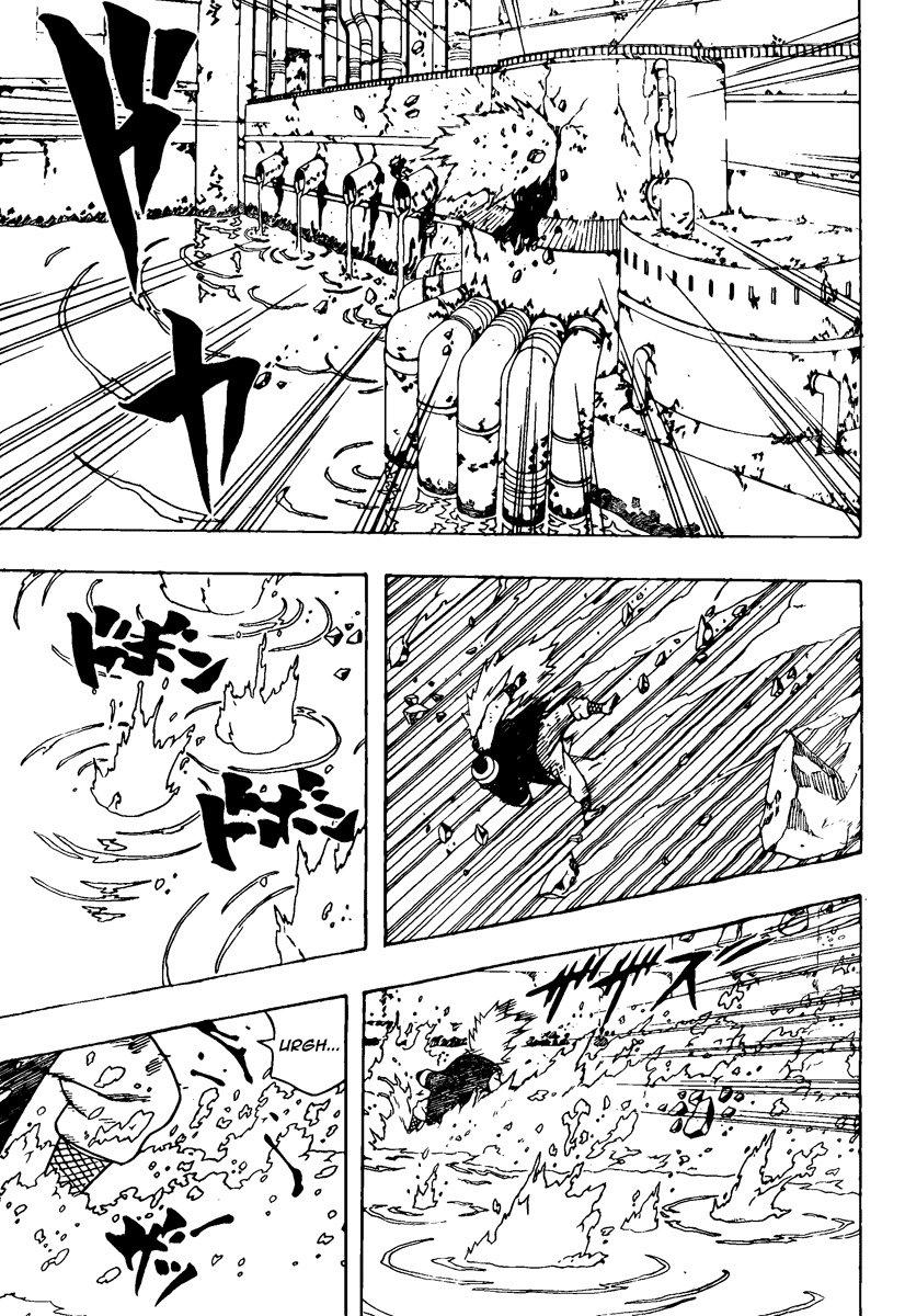 Jiraiya Base vs Danzo 1216
