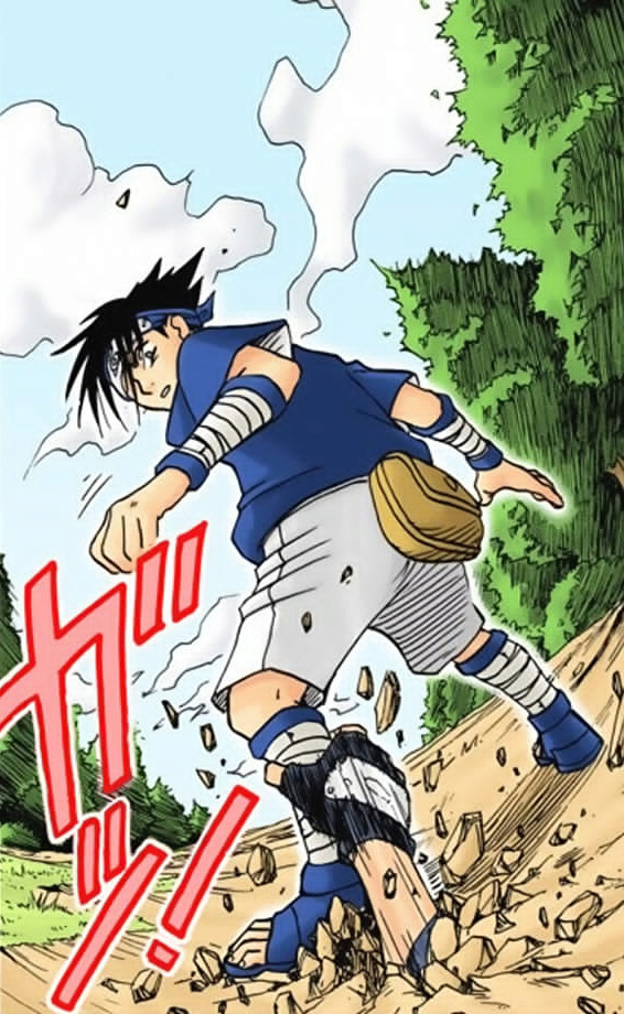 Kakashi vs. Neji Cazado10