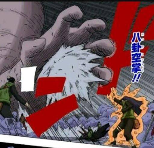 Para você qual é o auge da personagem Hinata? Image151