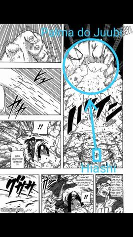 Kisame vs Hiashi, Neji e Hinata Image178