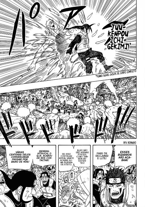 Kisame vs Hiashi, Neji e Hinata - Página 2 Image185