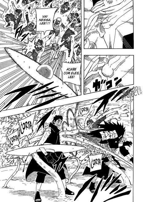 Kisame vs Hiashi, Neji e Hinata - Página 2 Image186