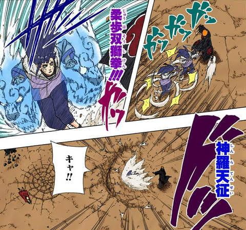 Hinata e Sakura vs Tsunade. - Página 3 Images47