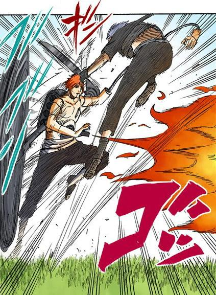 Kankuro vs Hinata Lanza-10