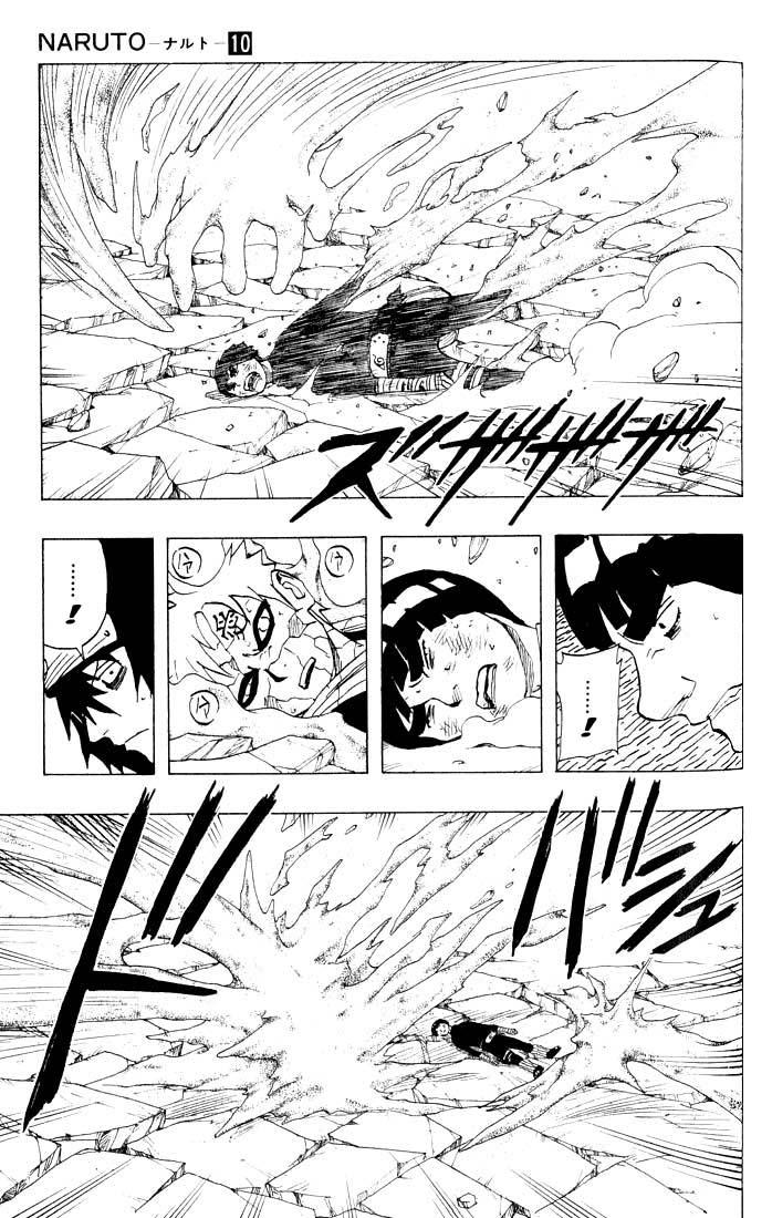 Rock Lee 5 gates tem nivel Kage por instantes? - Página 2 Naruto12
