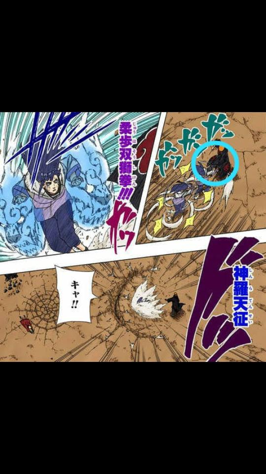 Hinata e Sakura vs Tsunade. - Página 3 Scree144