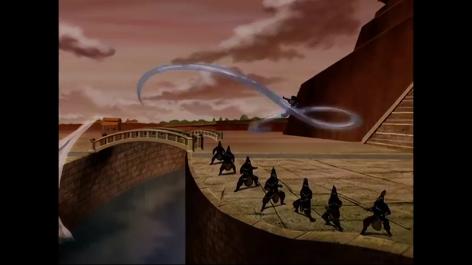 Katara vs Ming Hua Scree222