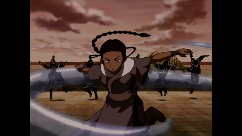 Katara vs Ming Hua Scree223