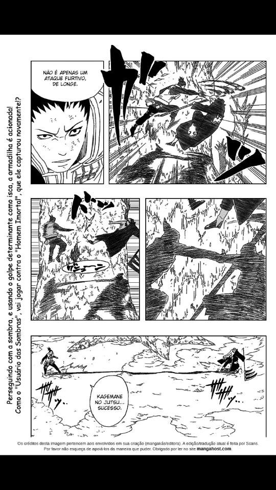 Hinata (atual) vs. Hidan Screen65