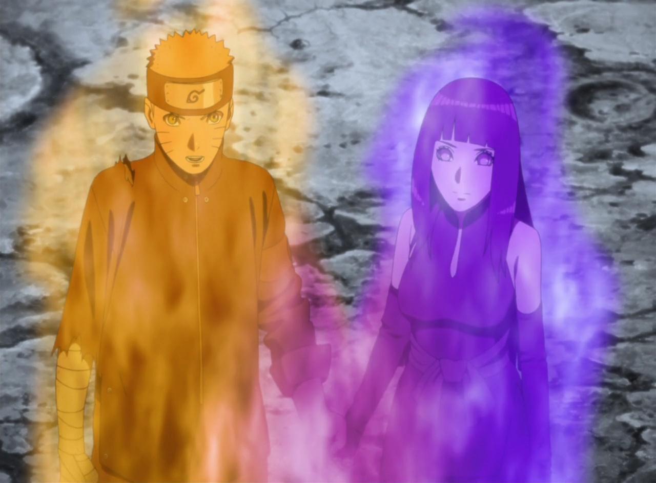 Kisame vs Hiashi, Neji e Hinata Tranfe10