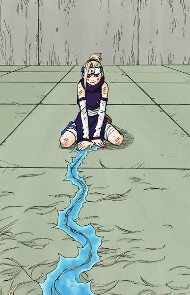 Kakashi vs. Neji Tzocni17