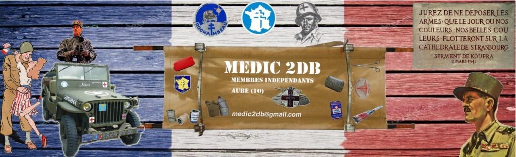 MEDIC  2DB