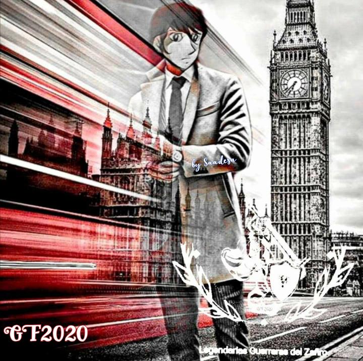 ☆LEGENDARIAS GUERRERAS DEL ZAFIRO ☆Desde el Valhalla. ♡Terry en Londres ♡ Create11