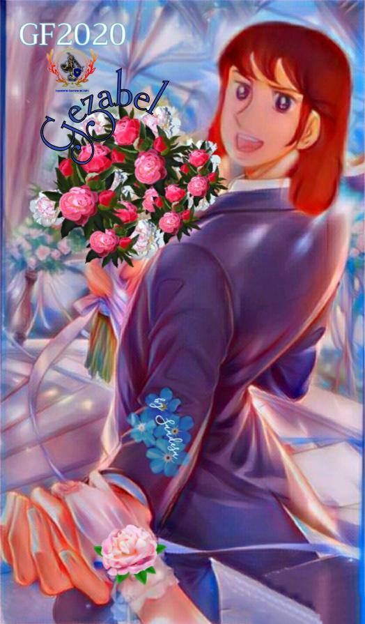 LEGENDARIAS GUERRERAS DEL ZAFIRO ☆ FIRMA Entrega ☆♡♡ Edicion Terry baile de gala♡♡gracias por sus relatos Create21
